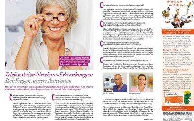 Neue Apotheken Illustrierte berichtet