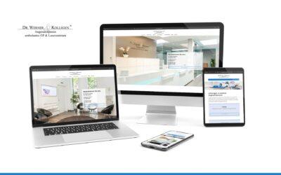 Neue Website von Dr. Werner & Kollegen jetzt online!
